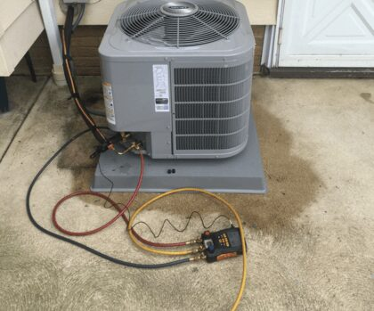 On the Spot Heating & Cooling, LLC